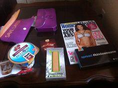 A full mail box :D #freestuff #freebies #samples #free