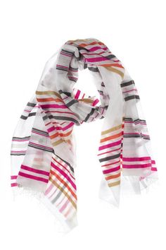 Losha Split Scarf at lemlem