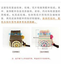 Ideadeedee Pantawan Crochet Handbags, Crochet Bags, Hat, Sign, Backpacks, Crochet Purses, Crochet Purses, Chip Hat, Crochet Clutch Bags