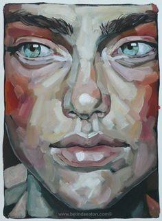 Bildergebnis für art face acrylic