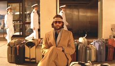 La Famille Tenenbaum #menswear #cinema #style #icon #fashion