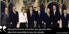 Hasard du calendrier, cette citation de Mitterrand figure dans notre rétrospective de 2016. Top ou flop ?