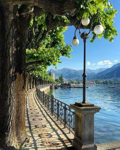 "23.8k Likes, 199 Comments - TRAVELLING THROUGH THE WORLD © (@travellingthroughtheworld) on Instagram: ""Courtesy of @swissmonamour Admins: @takemyhearteverywhere Lugano, Switzerland  Tag your best…"""