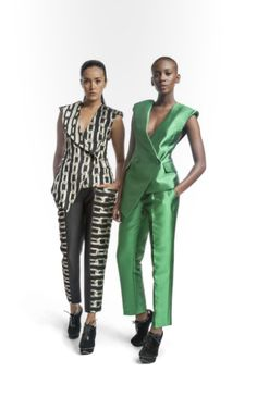 Lookbook: Kimberly Goldson Spring 2014 - The Fashion Bomb Blog : Celebrity Fashion, Fashion News, What To Wear, Runway Show Reviews