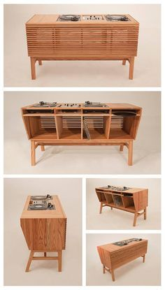 how to decorate a dj table - Google Search