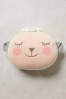Lady Lamb Pillow
