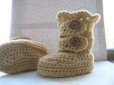 Babyuggs häkeln - schoenstricken.de