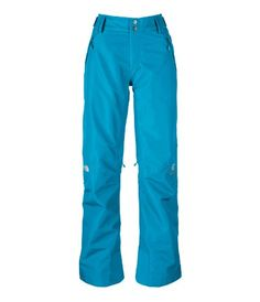 The North Face Thunderstruck Ski Pants Acoustic « Clothing Impulse Ski  Pants f8d445d78687