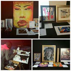 Wine & Art 2015