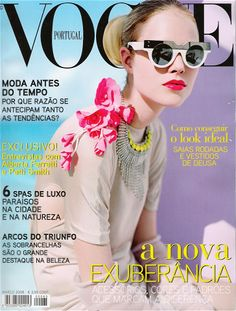 Vogue Cover features Richard Nicoll x Ksubi Sunglasses by The Guise Archives, via Flickr
