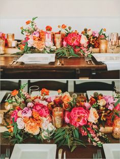 gold and pink tablescape ideas, Floral by Unexpected Elements, Joyful Details Event Planning