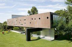 Rem Koolhaas, House in Bordeaux