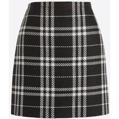 J.Crew Plaid mini skirt (1 210 UAH) ❤ liked on Polyvore featuring skirts, mini skirts, bottoms, mini skirt, long skirts, j crew mini skirt, tartan skirt and plaid skirt
