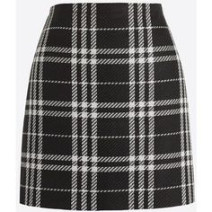 J.Crew Plaid mini skirt (€43) ❤ liked on Polyvore featuring skirts, mini skirts, bottoms, j crew mini skirt, plaid mini skirt, long plaid skirt, tartan skirt and tartan miniskirts