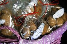 Terapia do Tacho: Areias de alfarroba e limão (Carob and lemon cookies)