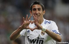 Argentina winger Angel Di Maria has told Real Madrid he wants to leave the La Liga club. Real Madrid, Football Transfer News, C Real, Old Trafford, Lokal, Football Players, Manchester United, Euro, Barcelona