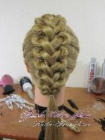 Hairstyles of the braids, pictures.  Weave Braid long hair.