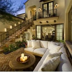 Amazing outdoor patio space