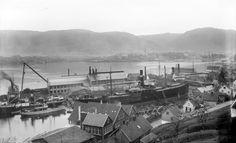 [BMV Laksevåg] fra marcus.uib.no 12th Century, Capital City, Bergen, West Coast, Norway, Paris Skyline, Spirituality, Travel, Voyage