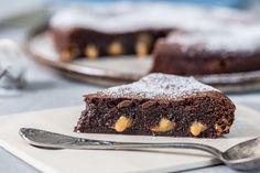 A Food, Food And Drink, Fudge Brownies, Fika, Chocolate Desserts, Treats, Cookies, Sweet, Panna Cotta