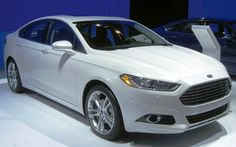 ford fusion 2017 wiki