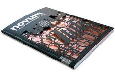 Laser für den Leser – Das Typo-Cover der Novum 10/13