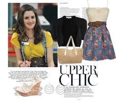 """""""Ally Dawson Inspired 04"""" by annastarlee ❤ liked on Polyvore"""