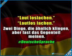 Ein Leerzeichen kann alles ändern! #Deutschland #Sprache #deutsch #Fakt #lustig #Spruchbilder