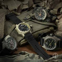 Camouflage Watches - Limited Edition - Sold Exclusively by MTM Army Watches, Watches For Men, Mtm Special Ops, Wood Watch, Edc, Camouflage, Men's Fashion, Accessories, Clocks