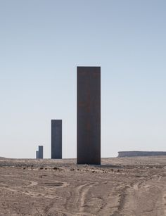 East-West/West-East – Richard Serra