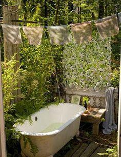 summer retreat ...no pool, no problem
