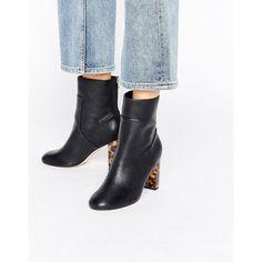 d29cfd38c8 Designer Clothes, Shoes & Bags for Women | SSENSE. Black Ankle BootsBlock  Heel ...