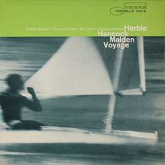 Herbie Hancock - Maiden Voyage on Blue Note Records