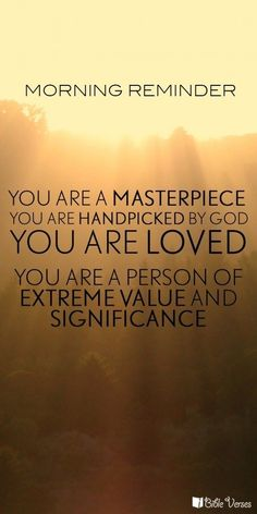 Amen. Praise God. Help me and all who read this meditate on this today Lord. I love you :)
