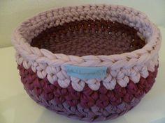 Weiteres - Häkelkorb * Basket * - ein Designerstück von minochdin bei DaWanda