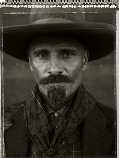 Viggo Mortenson from Appaloosa - excellent movie (and great mustache)