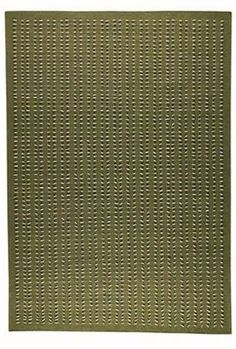 Palm Dale Green Area Rug