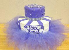 Princess cake.  Tutu cake