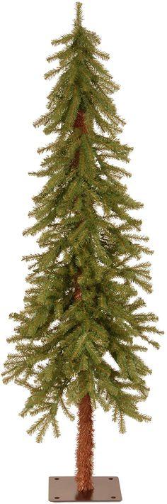 Amazon.com: National Tree Company Artificial Christmas Tree   Hickory Cedar - 5 ft: Home & Kitchen