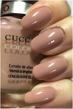 Nude-a-tude by Cuccio Colour