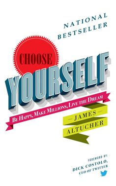 A handbook for living in the 'choose yourself' era.