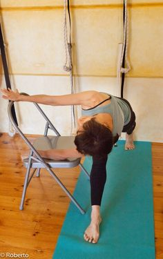 106 best chair yoga poses images  chair yoga yoga poses