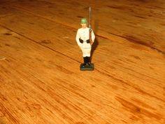 massefiguren lineol militär Soldat Rekrut Gewehr über no elastolin | eBay