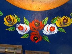 canal boat art - Google Search