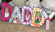 Father's Day Crafts » Things to Share and Remember