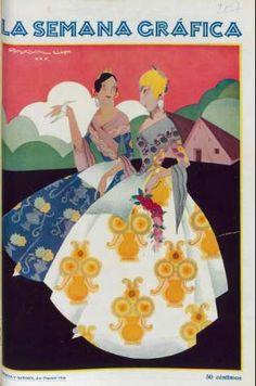 La Semana gráfica : revista ilustrada semanal de la región de Levante.: Año VI Número 207 - 28 junio 1930