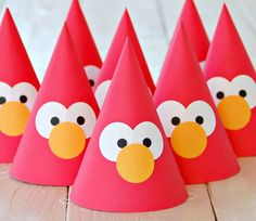 It's a fact that licensed birthday party merchandise often falls on the wrong side of stylish. So what's a modern mamma to do when her toddler really, really wants a Sesame Street birthday party? Or maybe a Muppets soiree?Does she throw her hands up in