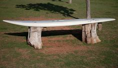 surfboard bench   Surfboard bench                                                                                                                                                                                 More