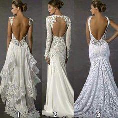 I like dress #1