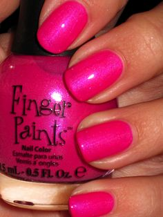 Finger Paints: Up & Coming Artist